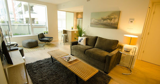 1 bedroom apartment rental in Vancouver, Olympic Village