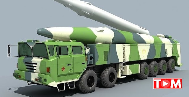 China Missile df-26