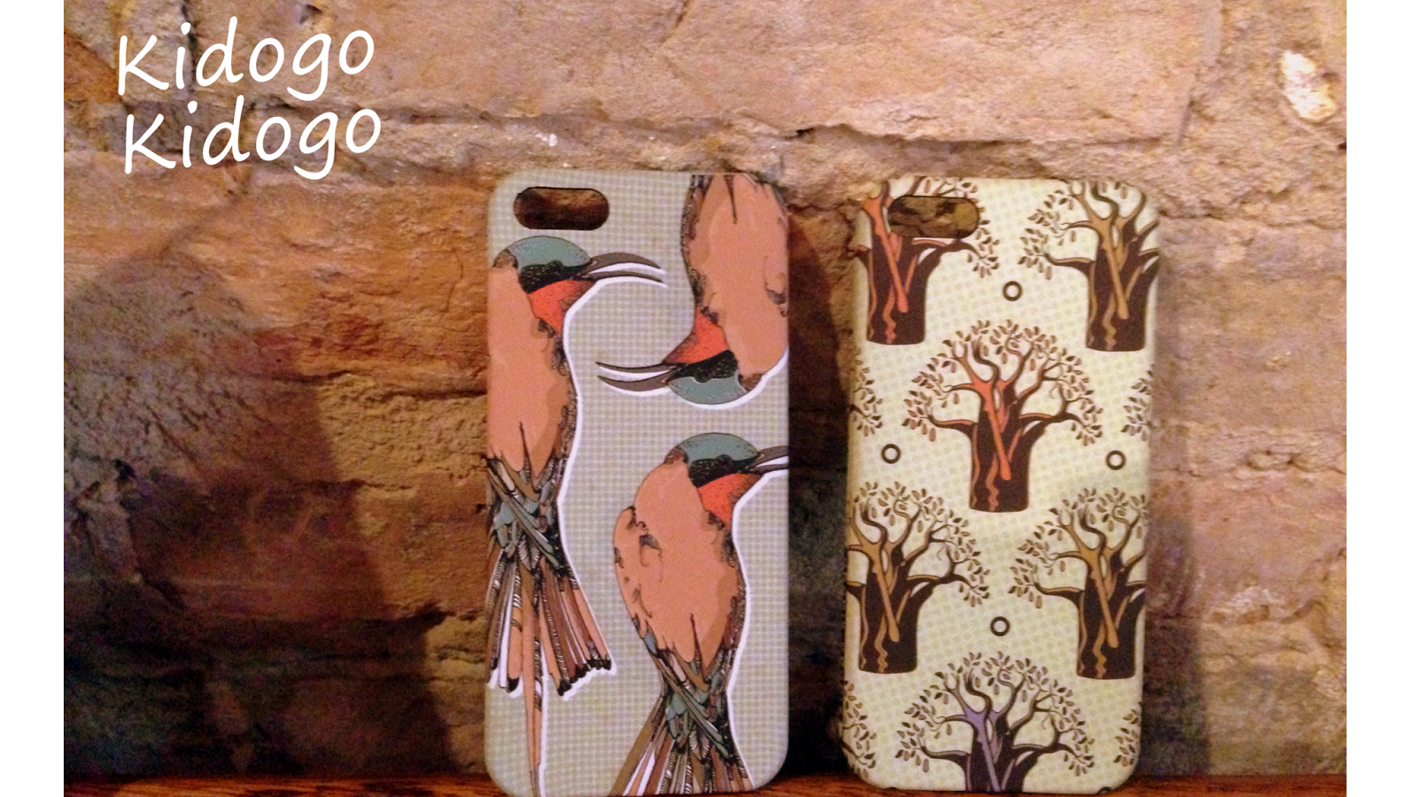 Kidogo Kidogo, iPhone case, give back