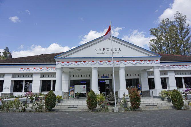 Arpusda, Perpustakaan Daerah Kabupaten Wonosobo