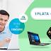 Castiga 1 laptop + 1 tableta + 1 smartwatch