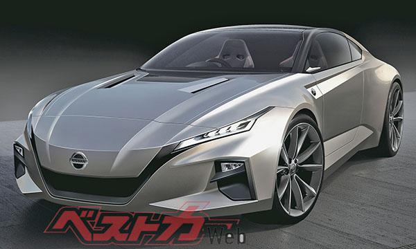 Burlappcar 2020 21 Nissan Z