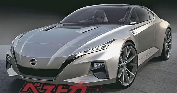 Burlappcar: 2020/21 Nissan Z