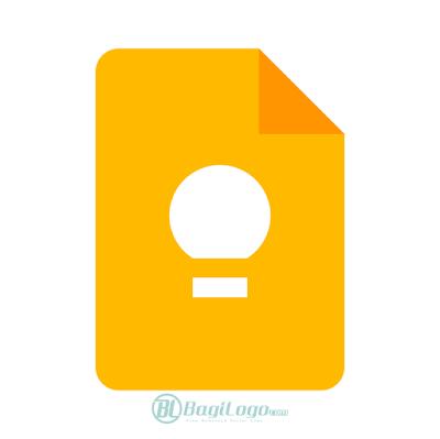 Google Keep Logo Vector
