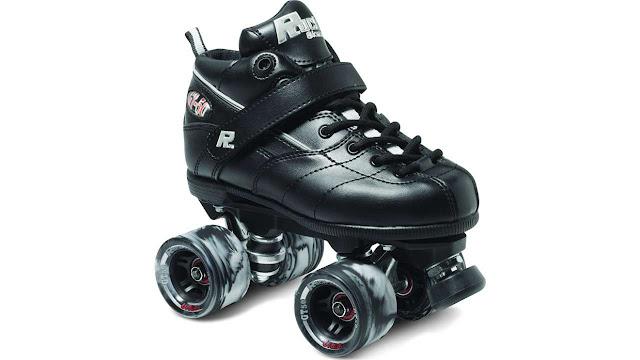Rock GT-50 Black Roller Skates