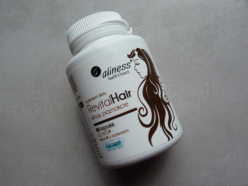 Aliness RevitalHair Włosy, skóra, paznokcie