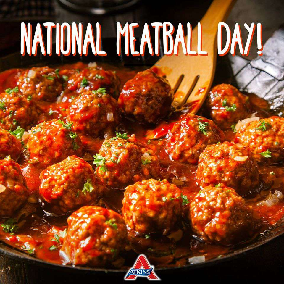National Meatball Day Wishes Images