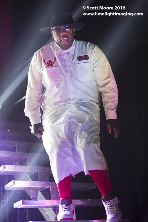 Tech N9ne and Friends Take Over Emos | Covering the