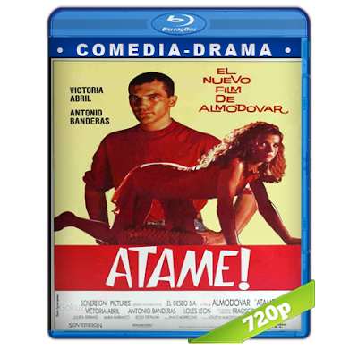 Atame (1990) BRRip 720p Audio Castellano 5.1