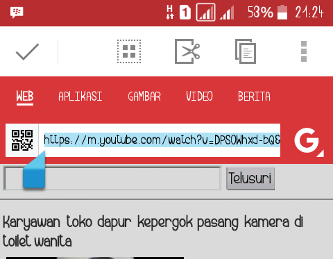 cara télécharger mp4 di youtube lewat hp
