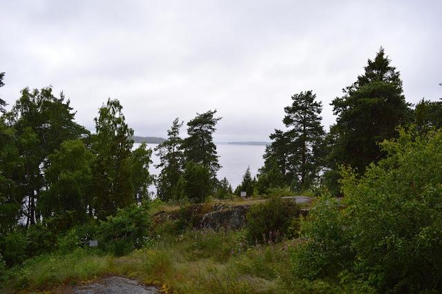 Visavuori, museo, valimokahvila Vaniljahelmi, Emil Wikström, Vanajavesi