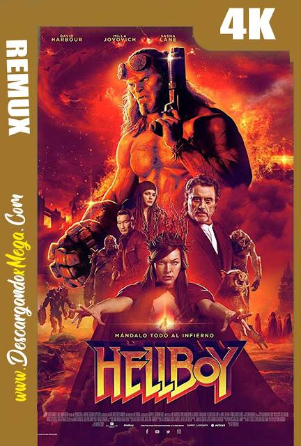 Hellboy (2019) BDREMUX 4K UHD [HDR] Latino-Ingles