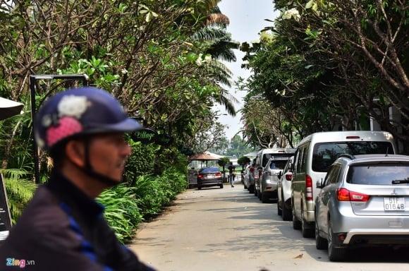 Biệt thự ở Thảo Điền bịt kín lối ra bờ sông Sài Gòn ảnh 16