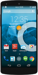 Custom Rom Cr'Droid Material Design for Samsung Galaxy Grand Prime