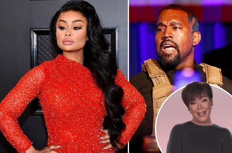 Blac Chyna says Kanye West's tweets about Kris Jenner 'should not be ignored'