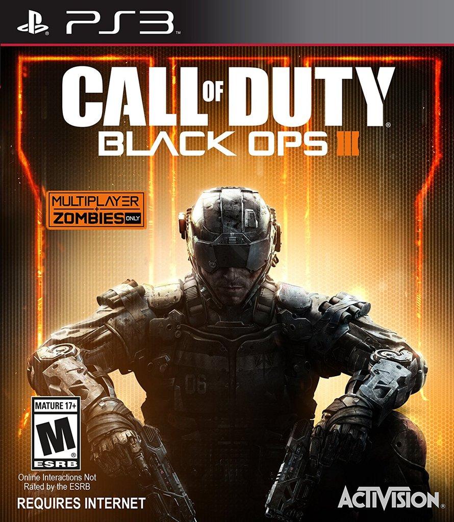 تحميل لعبة الأكشن Call Of Duty Black Ops 3 PS3