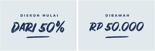 #Zilingo - #Promo Diskon Mulai 50% & Harga dibawah 50K - THR Promo