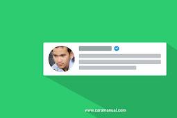 Cara Menampilkan Author Profile di Bawah Postingan Blogger