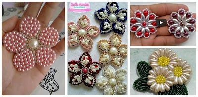flores-perlas