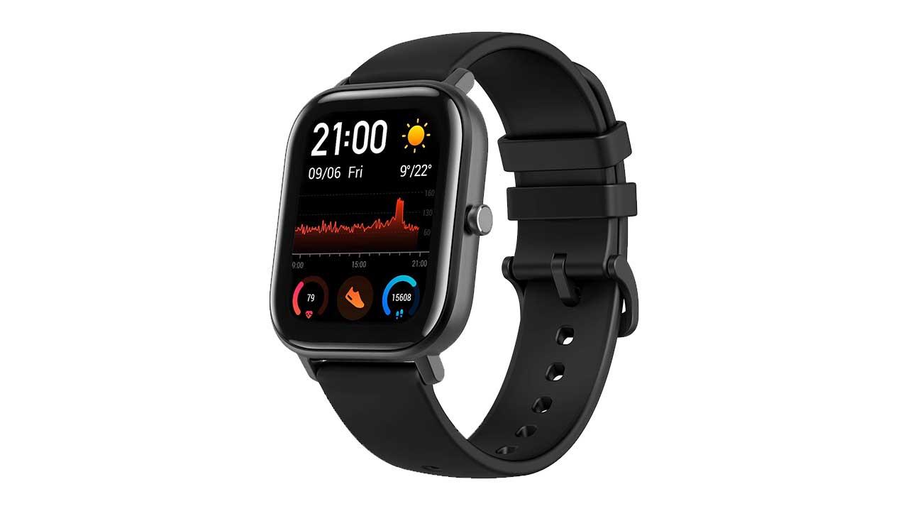 Huami Amazfit GTS Smart Watch Black