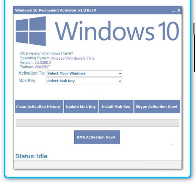 win 10 enterprise activator