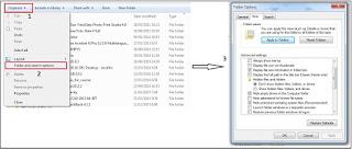 Cara Mengembalikan File yang Hilang di Komputer atau Flashdisk Pada Windows 7