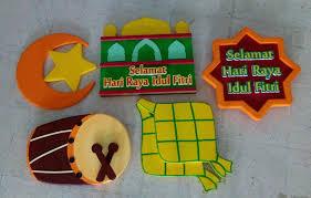 Dekorasi Ramadhan Unik dari Styrofoam