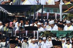 """Ratusan Guru Besar Bergabung Jam'iyyatul Islamiyah """"Masjid Hijau"""", Ada Apa?? """"Tumbuh Bintang Di Siang Hari"""""""