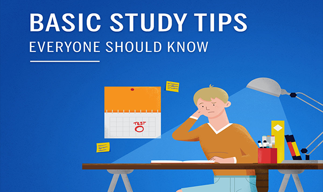 Basic Study Tips Everyone Should Know
