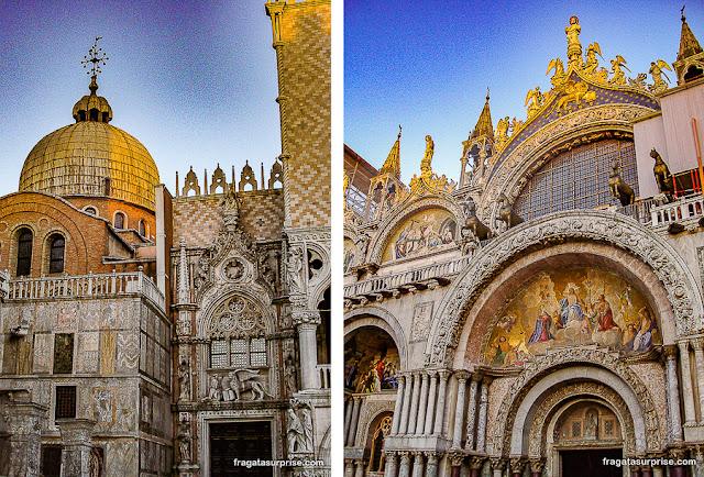 Basílica de San Marco, Veneza