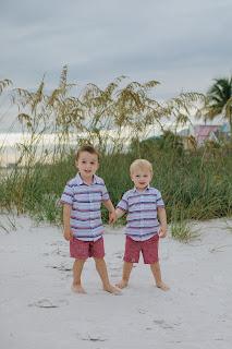 Fort Myers Beach Childrens Portrait