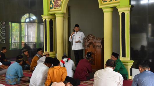 Wawako Dengar Aspirasi Warga Kelurahan Padang Sarai