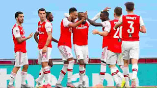 Arsenal beat City Reach FA Cup Final