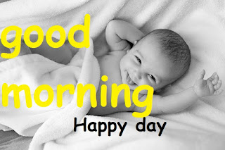 baby images with good morning