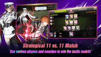 Hey Wassup inwards this post nosotros are going to part alongside you lot i Modded Apk which is a soccer ga Soccer Spirits Mod Apk 1.40.1 + Data (Unlimited Everything)