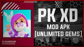 PK XD MOD APK [UNLIMITED MONEY AND GEMS] Latest (V0.30.2)