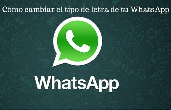 WhatsApp, letra, Funcionalidad,