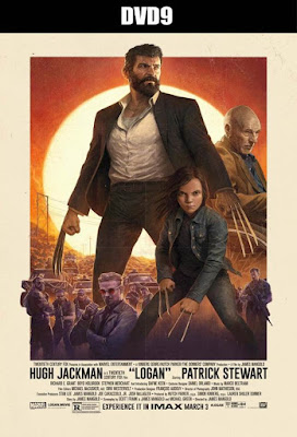 Logan 2017 DVD9 R1 NTSC Latino