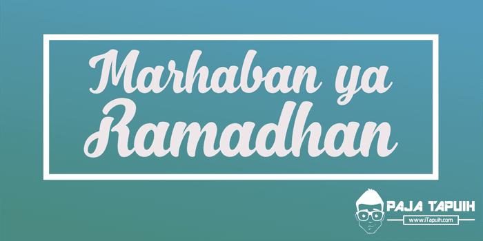 Kata Kata Mutiara Bahasa Inggris Menyambut Ramadhan Dan