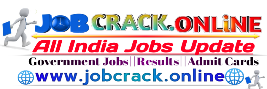 JOB CRACK.ONLINE(Government jobs in India)- Indgovtjobs-Today Sarkari Naukari