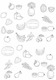 صور رسومات لتعليم التلوين للأطفال