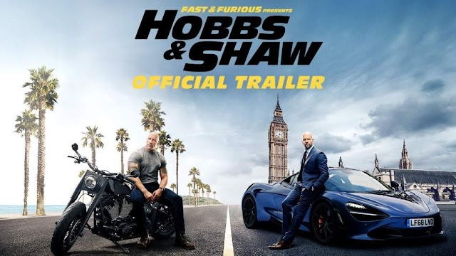 Watch The First Hobbs And Shaw Drop Trailer  Of #FastAndFurious Spinoff Featuring Idris Elba