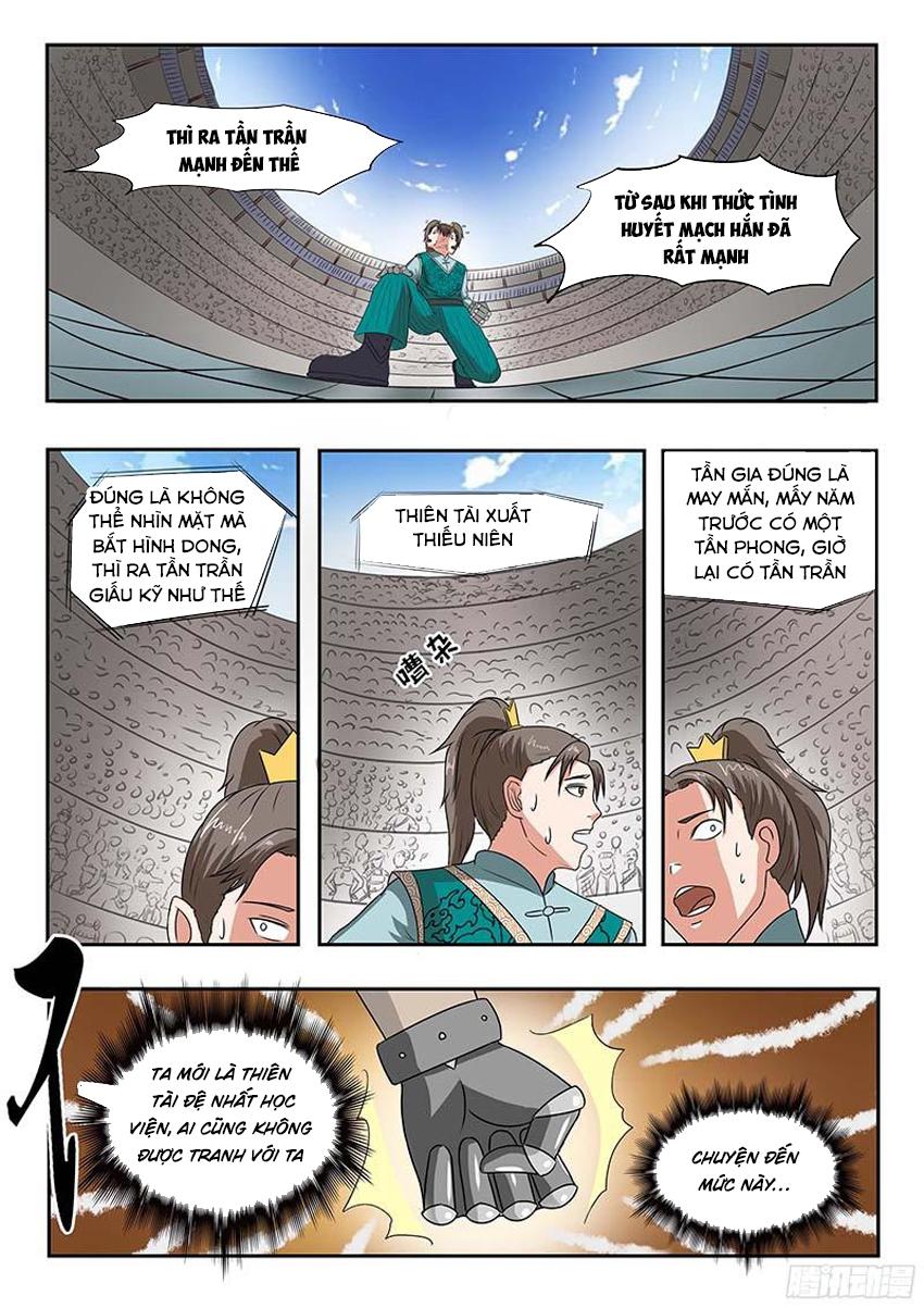 Võ Thần Chúa Tể Chap 128 - Trang 8