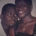 "Desmond Elliot shares throwback photo of him & Uche Jombo and ask ""could this be love?"""