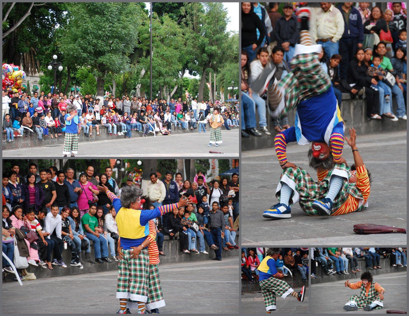 Suitcase and World: Vive Puebla! Dia uno