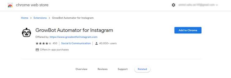 Instagram Bot l Best Free Instagram Automation Tool