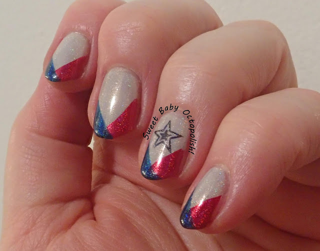 Lone Star 4th of July theme