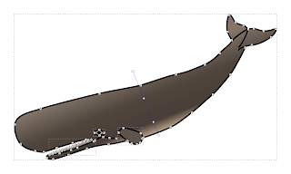 Sperm Whale Object