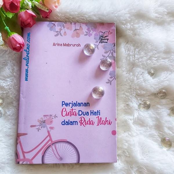 Resensi buku perjalanan cinta dua hati dalam rida ilahi