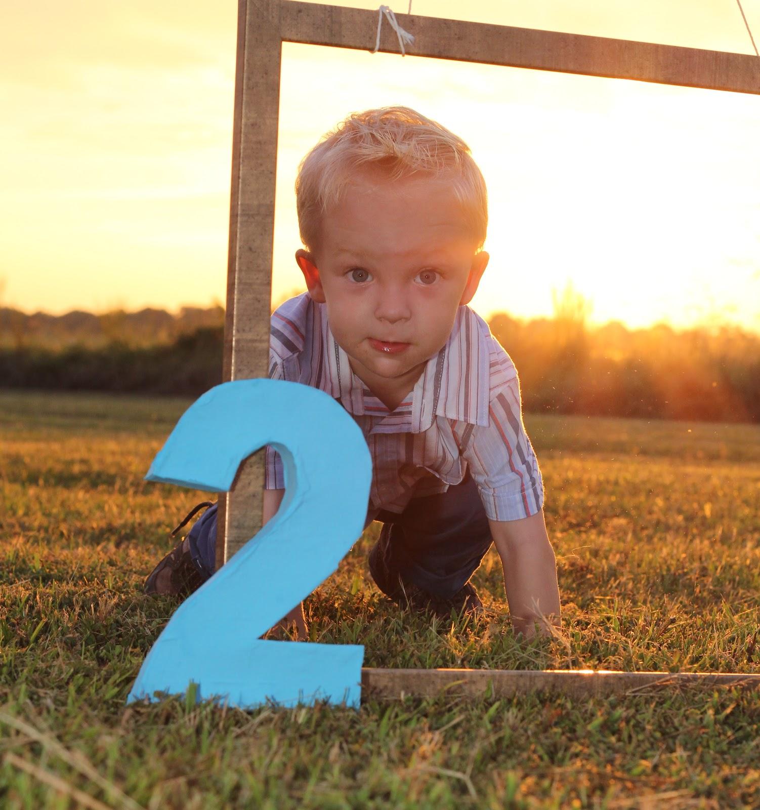 52 Week Pinterest Challenge Toddler Photo Shoot